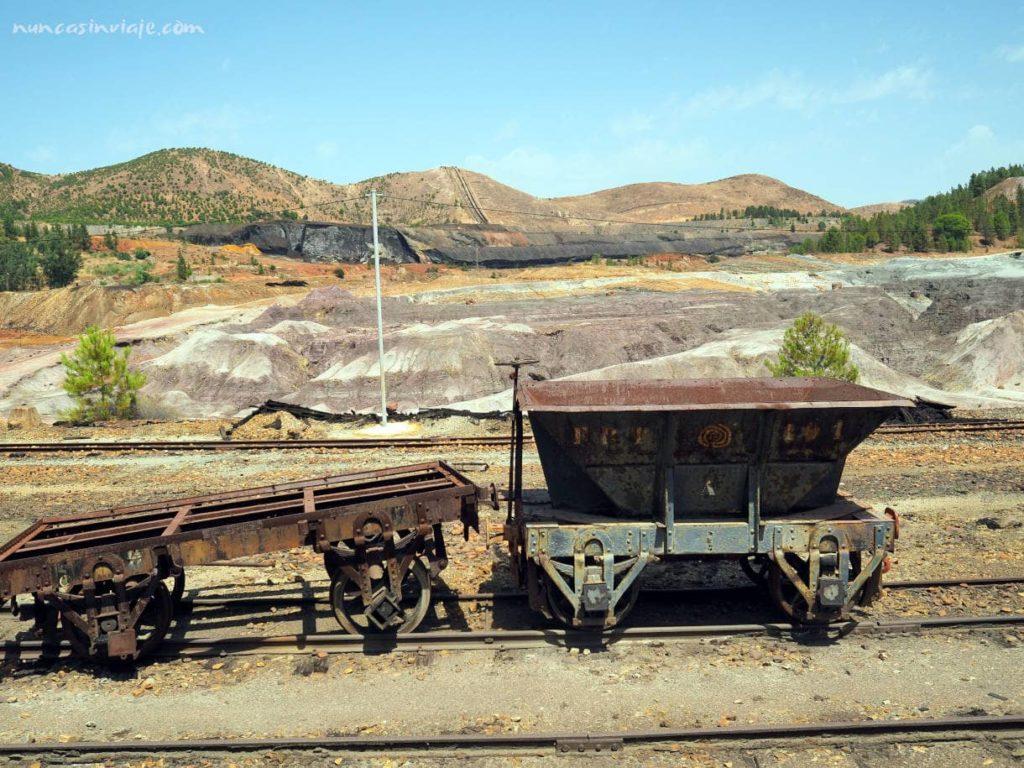 Tren minero, visita imprescindible