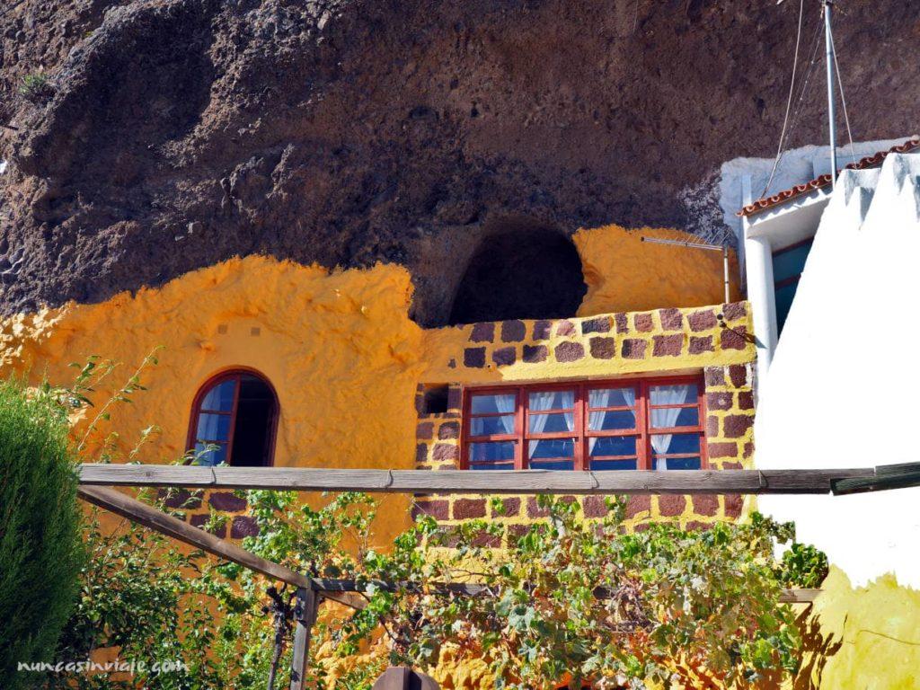 Casa cueva en Artenara