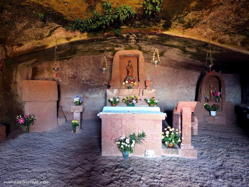 Ermita de la Cuevita en Artenara