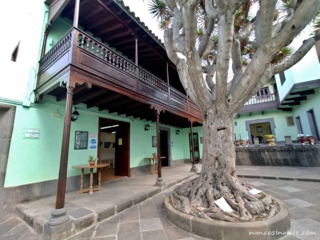 Casa de la cultura de Arucas