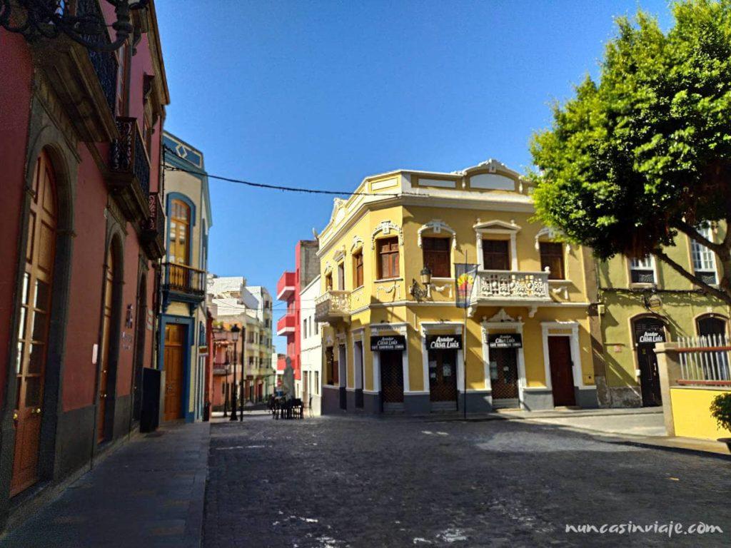 Calles de Gáldar