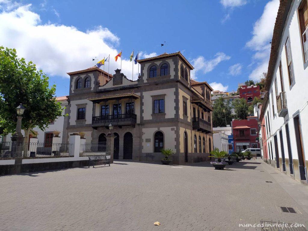 Centro histórico de Teror