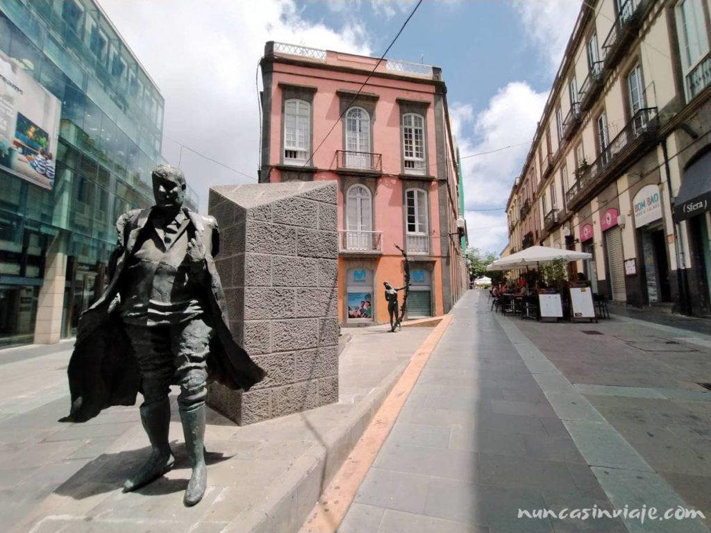 Barrio de Triana en Las Palmas