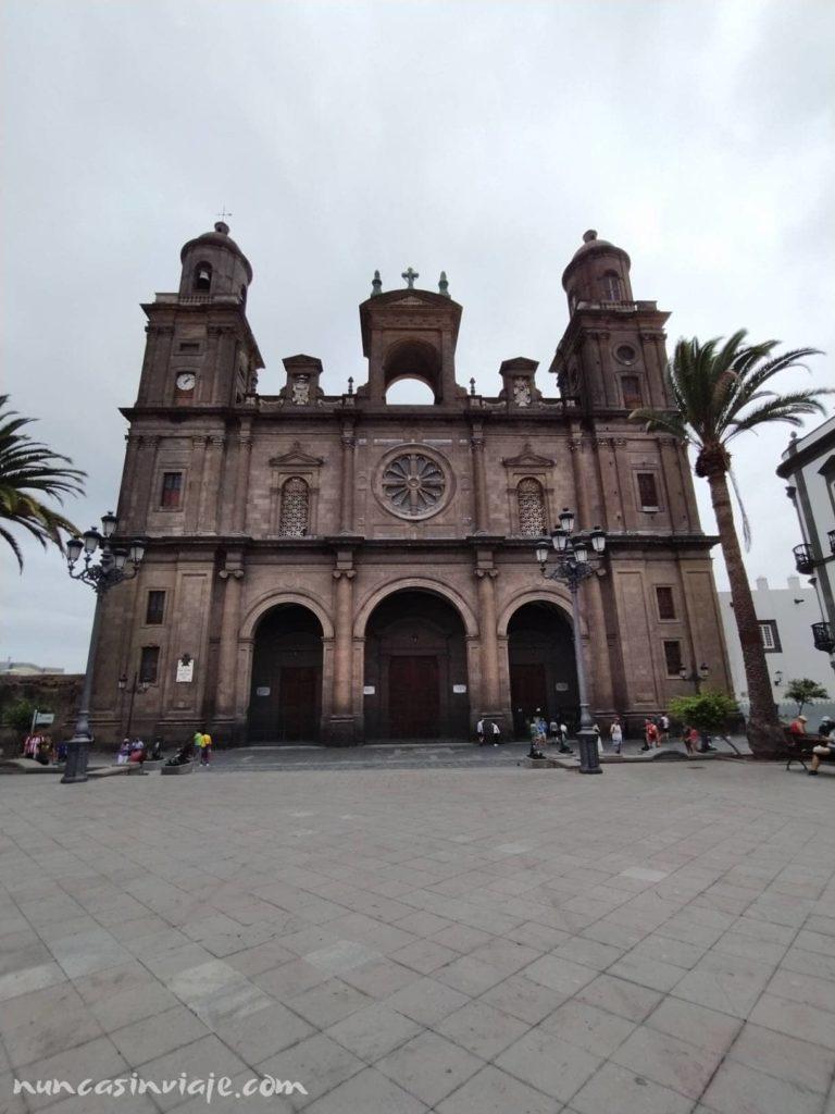 Catedral de Vegueta en Las Palmas