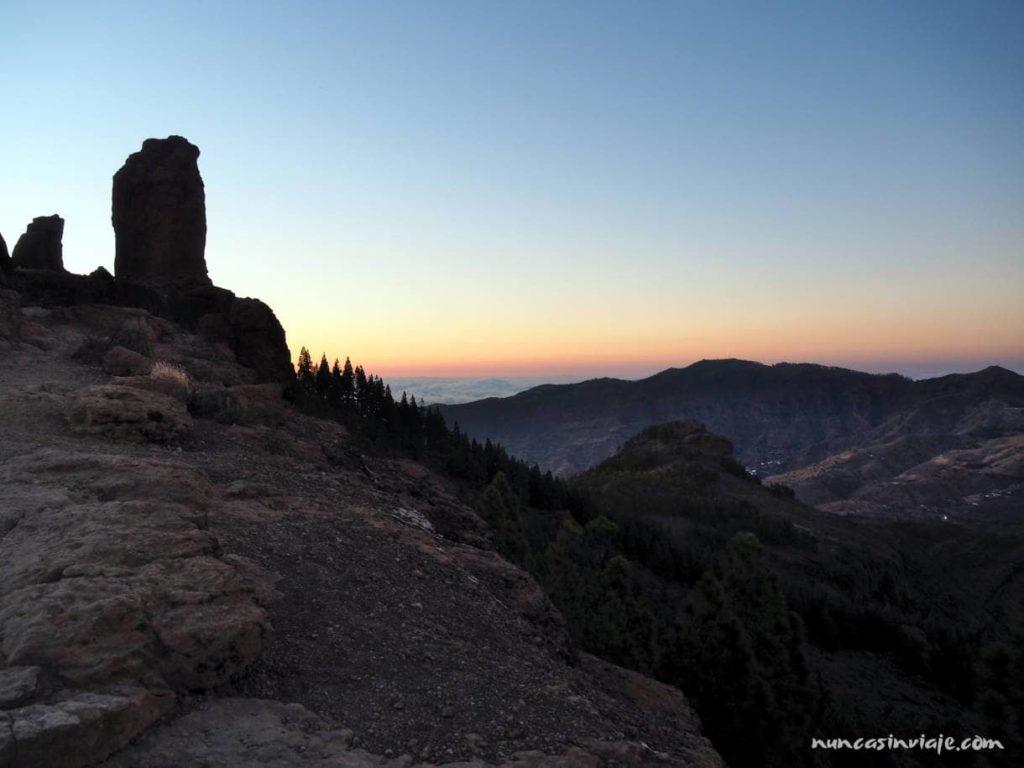 El Roque Nublo, símbolo de Gran Canaria