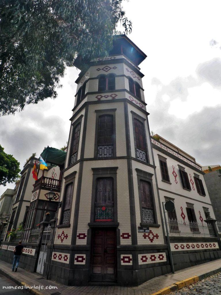 Edificio en Vegueta