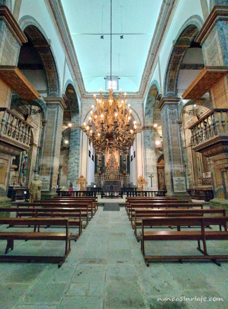 Iglesia del Museo de Angra