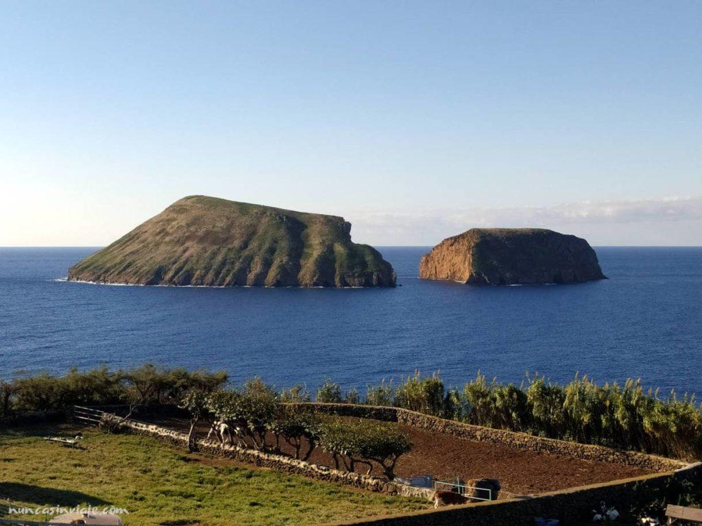 Islotes de Cabras en Terceira