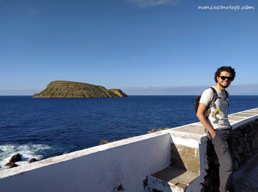 Mirador en el Sureste de Terceira