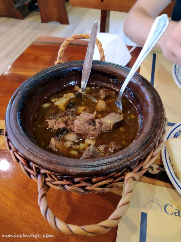 Alcatra, plato estrella de Terceira